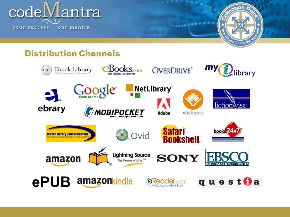 Distribution Channels ePUB kindle