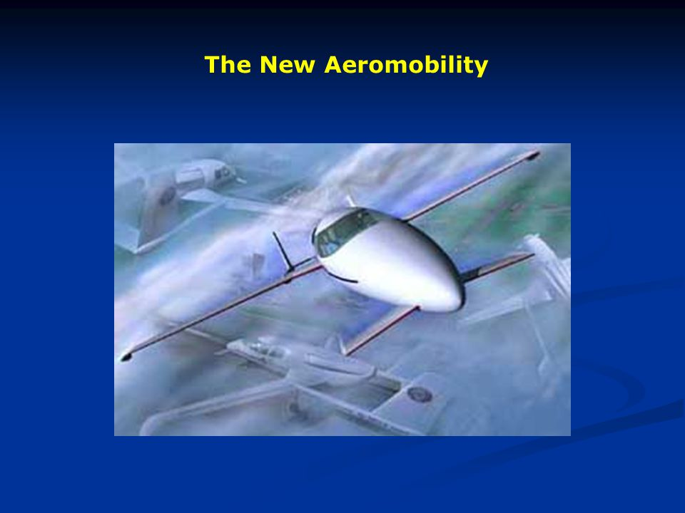 The New Aeromobility