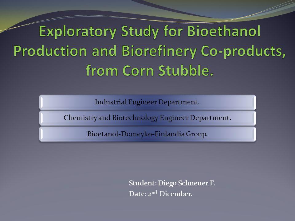 Introduction – MotivationObjectivesBiorefineryBioethanol Plants in the WorldLocationFlowsheetMass BalancePlant CapacityCash FlowSensibility AnalysisConclusion Contents of Presentation
