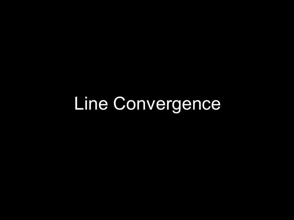 Line Convergence