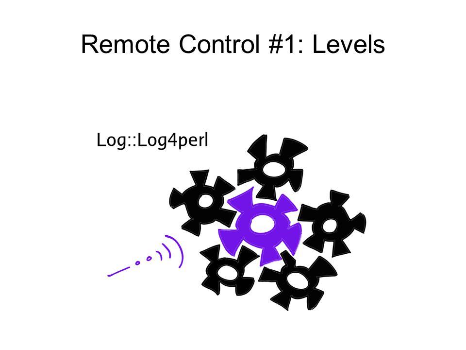 Remote Control #1: Levels