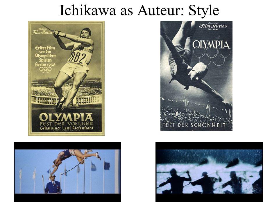 Ichikawa as Auteur: Style
