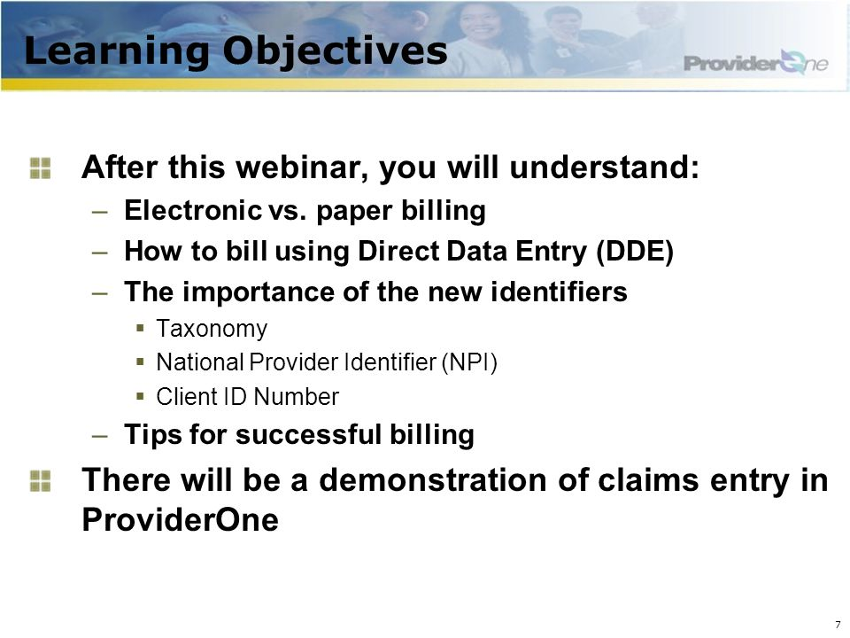 Learning Objectives After this webinar, you will understand: –Electronic vs.