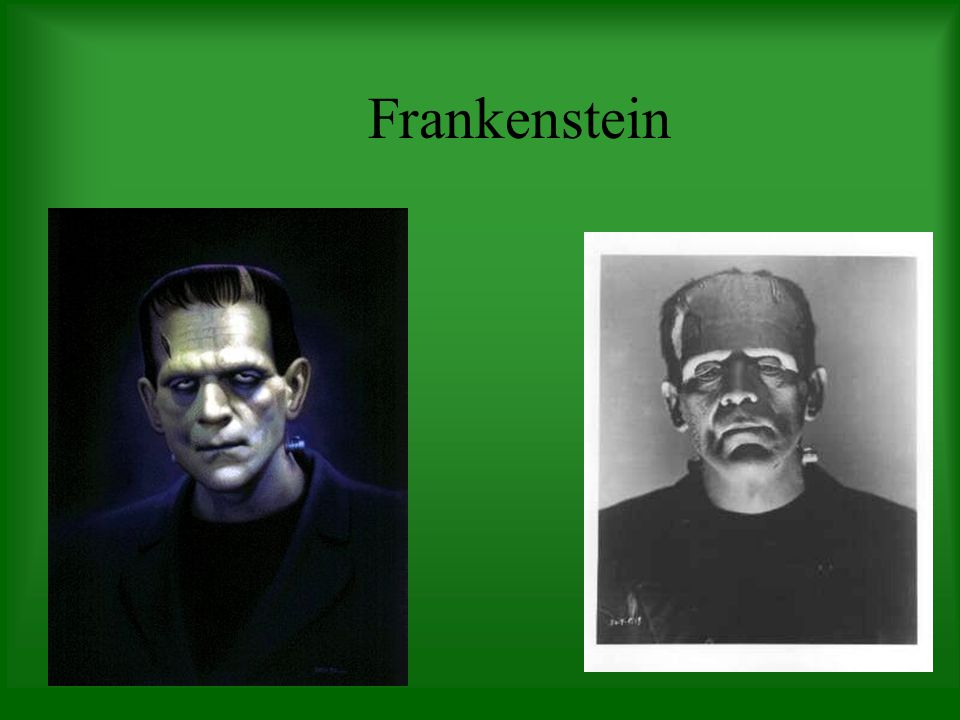 The movie is based on Mary Shelley's novel Frankenstein, which had 3 different p.o.v.s