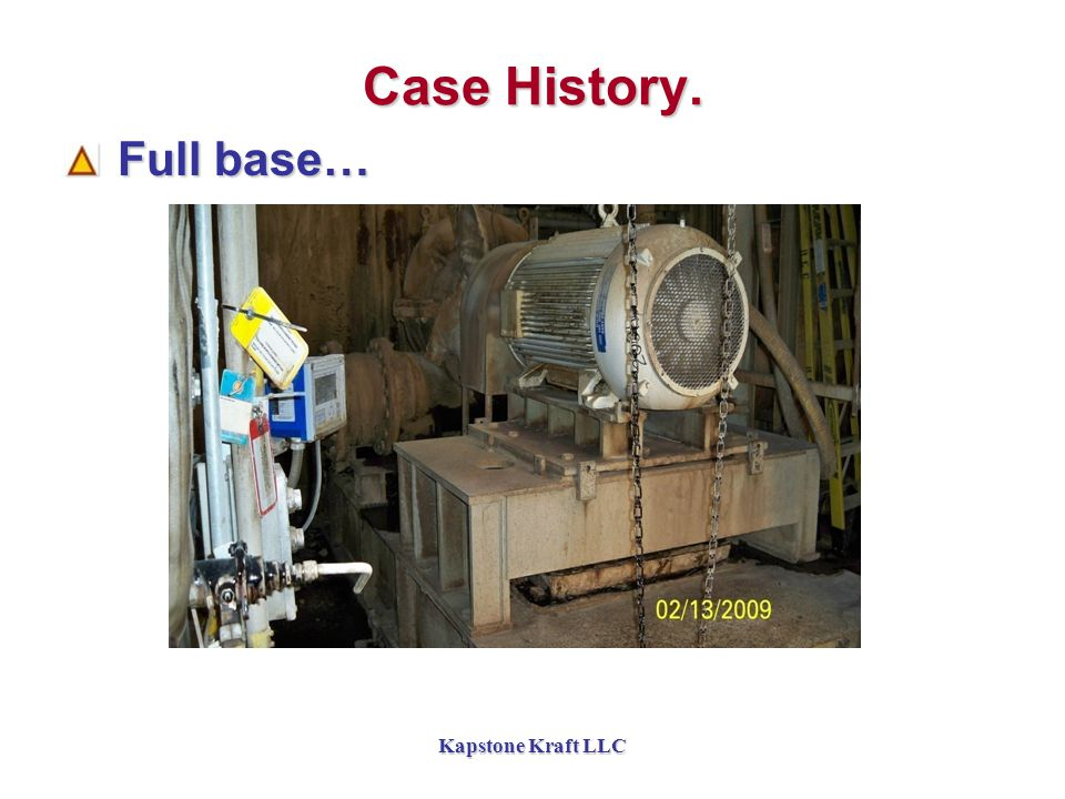 Kapstone Kraft LLC Case History. Full base… Full base…