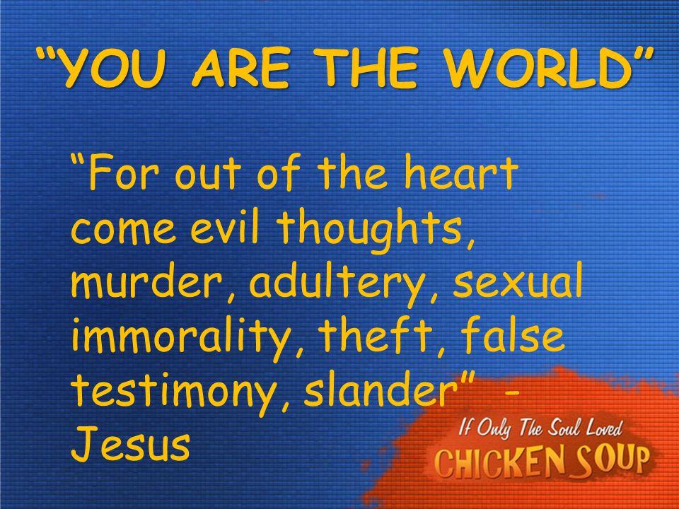 THE PRESCIPTION FOR SOUL HEALTH LOVE GOD. LOVE PEOPLE.