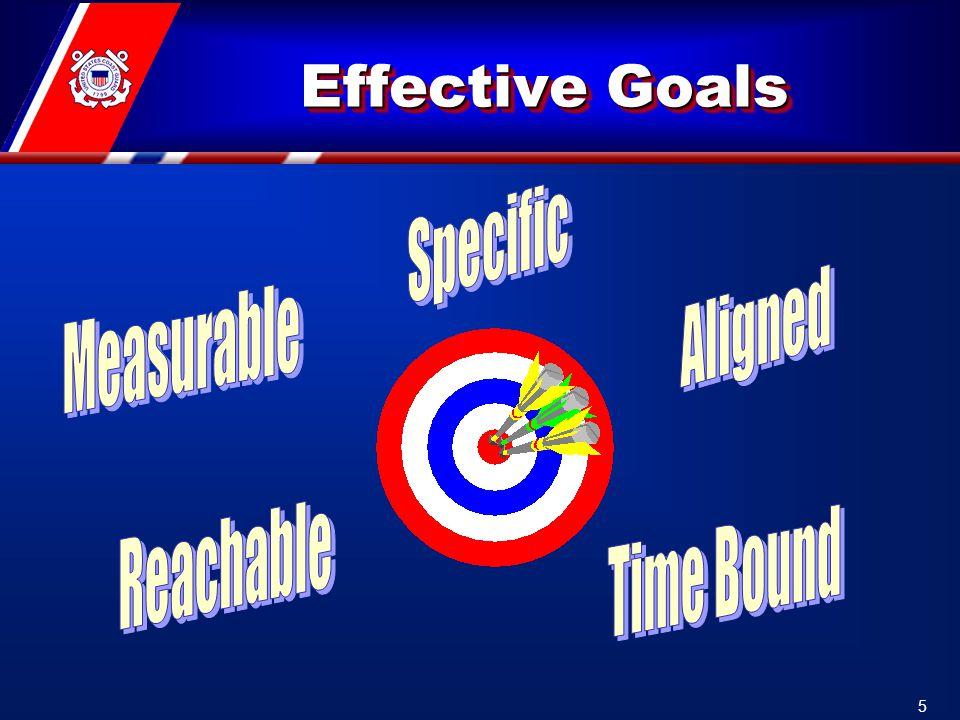 Effective Goals 5