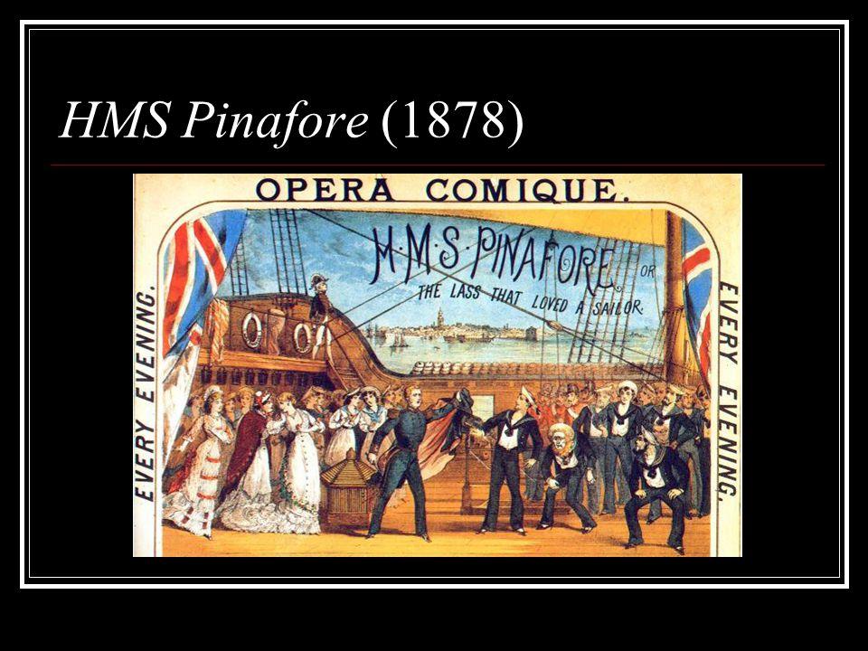 HMS Pinafore (1878)