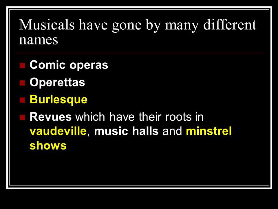 Musical Theatre The 1940's Broadway & World War II