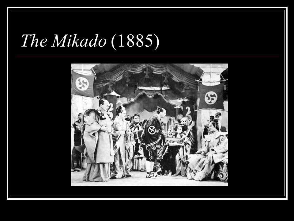 The Mikado (1885)