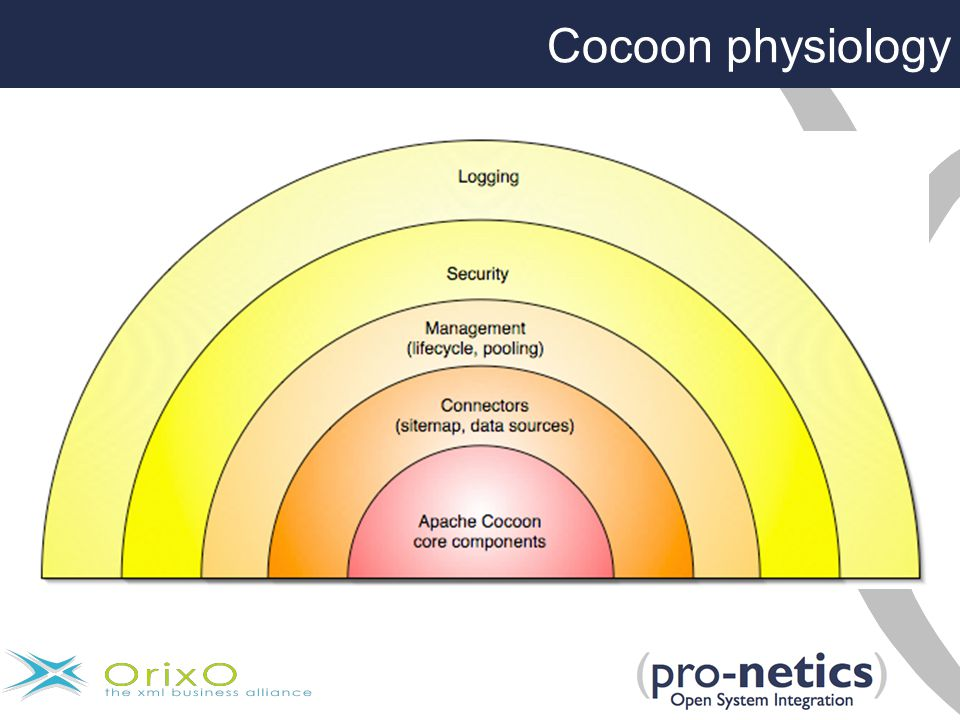 Cocoon physiology