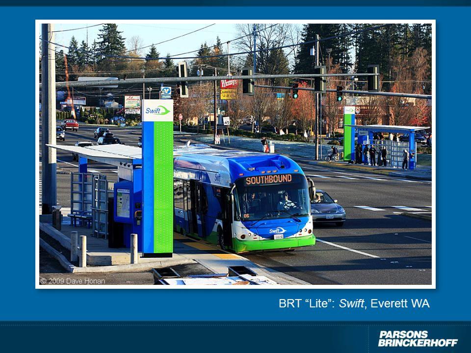 """BRT """"Lite"""": Swift, Everett WA"""