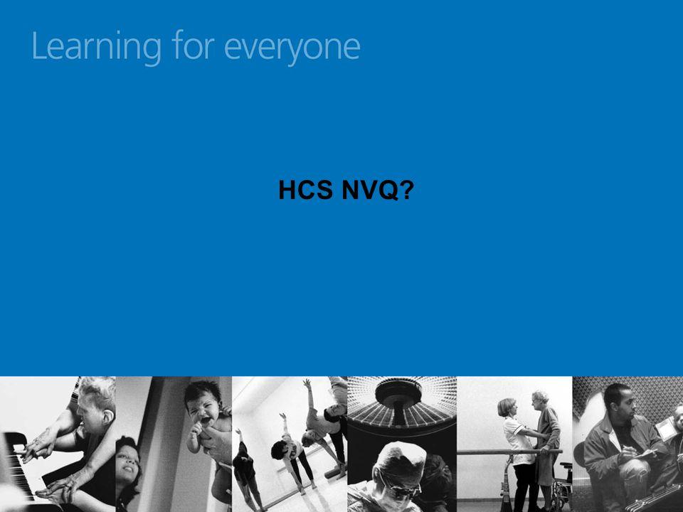 HCS NVQ