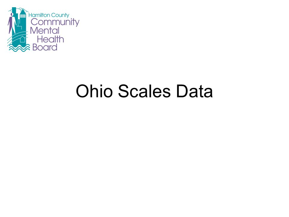 Ohio Scales Data