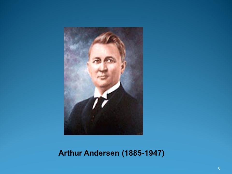 6 Arthur Andersen (1885-1947)