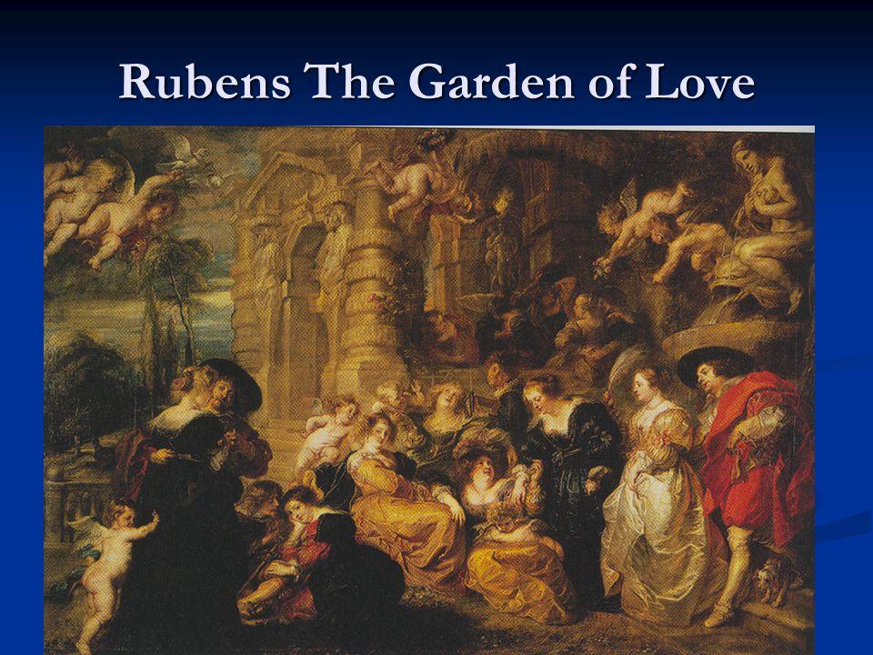 Rubens The Garden of Love