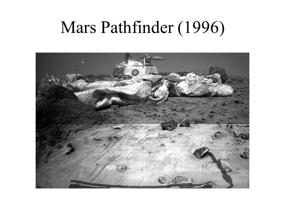 Mars Pathfinder (1996)
