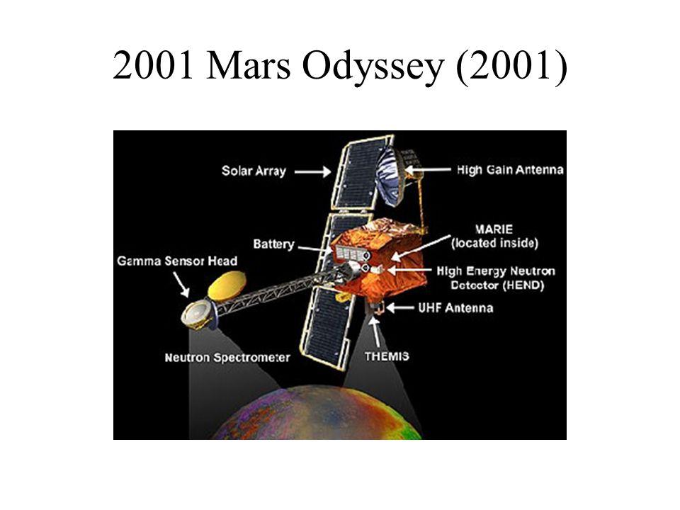 2001 Mars Odyssey (2001)