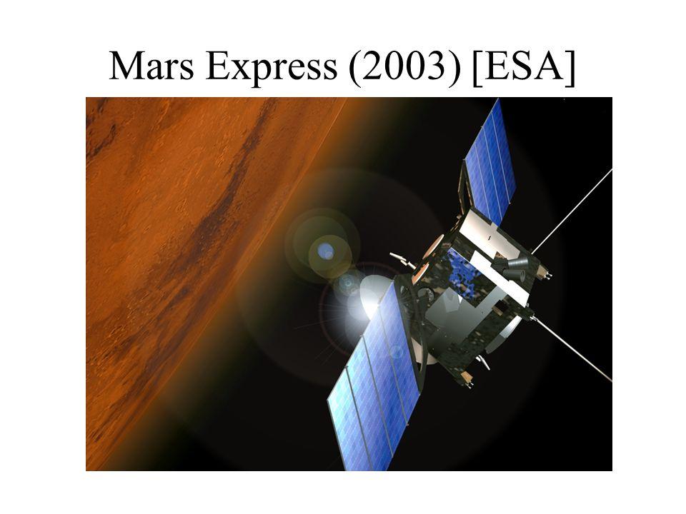 Mars Express (2003) [ESA]