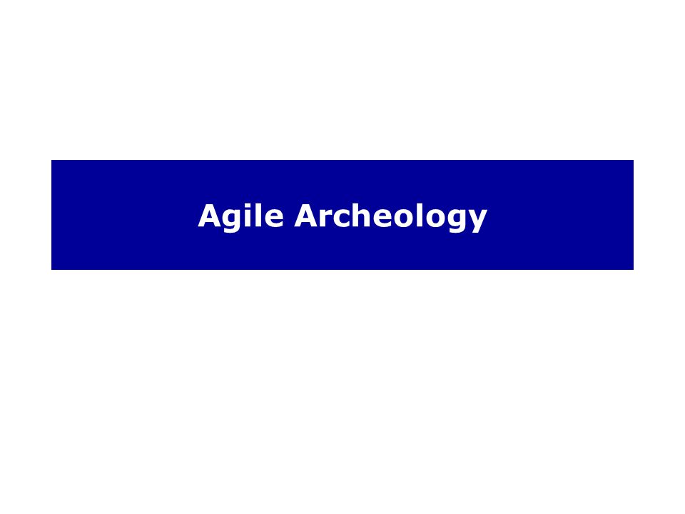 Recall: We discussed Agile… Now the Unified Process and UML and …