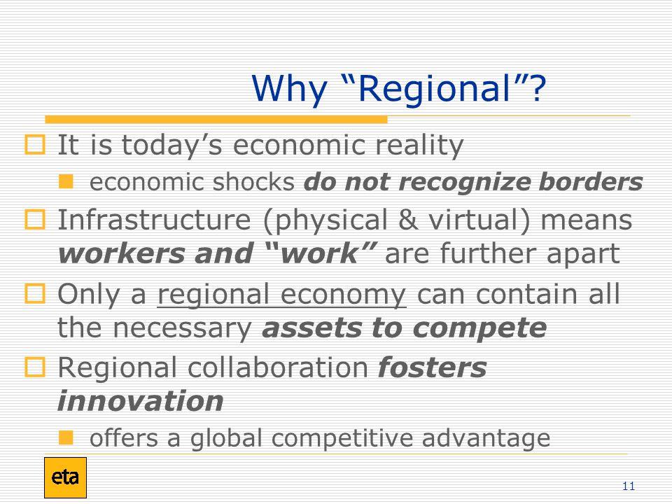 11 Why Regional .