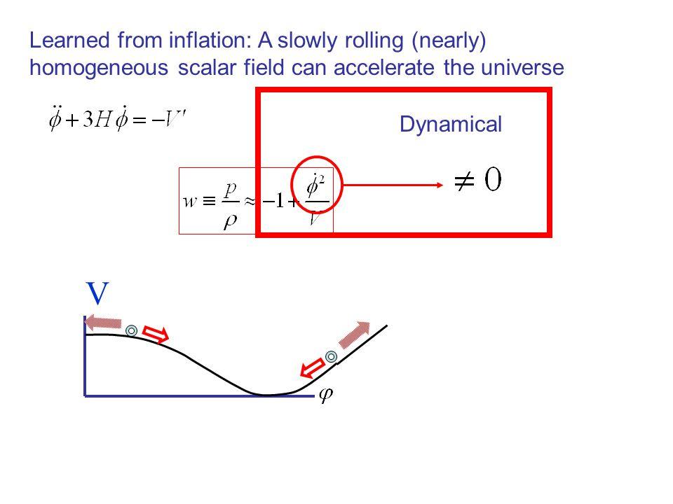 V Dynamical