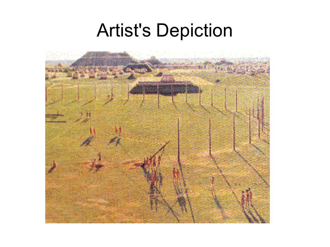 Artist's Depiction