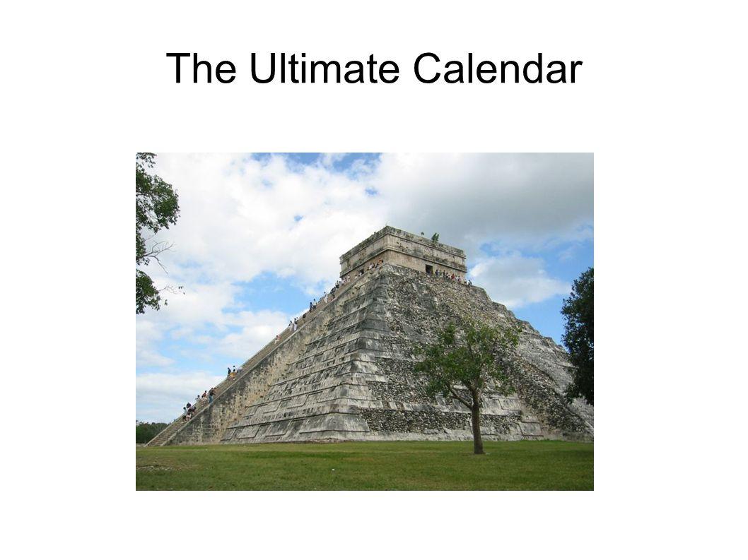 The Ultimate Calendar