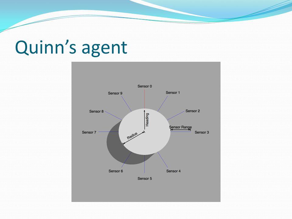 Quinn's agent