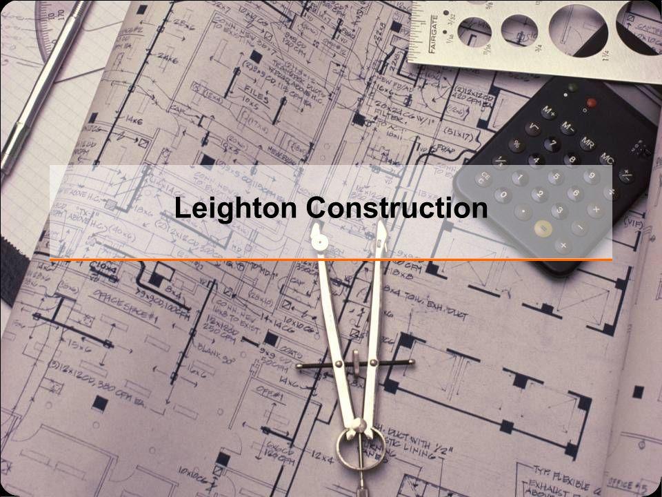 Leighton Construction