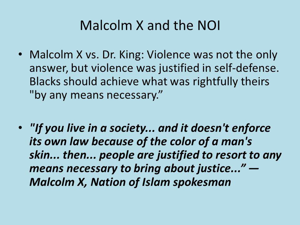 Video: Civil Rights Movement Footage http://www.youtube.com/watch?v=gBPeCQzHu 5w Video: Malcolm X on Violence/MLK http://www.youtube.com/watch?v=nIdfVxCttZQ Video: MLK on Malcolm X http://www.youtube.com/watch?v=MwKIUMbi9 Jk