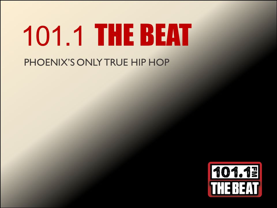 THE BEAT EVENTS & COMMUNITY The BEAT Family A team of promotional representatives who have deep-rooted ties to the community and are in touch with all that is Hip Hop including The BEAT's loyal listeners.