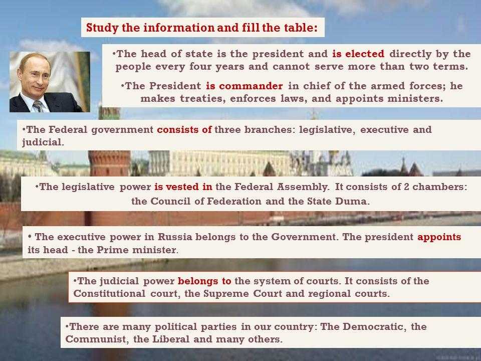 http://putin.kremlin.ru/bio http://www.biography.com/people/vladimir-putin http://en.wikipedia.org/wiki/Vladimir_Putin http://global.britannica.com/EBchecked/topic/484357/Vladimir-Putin Teacher: Tatyana Nekrasova Gymnasium 1 Komsomolsk-na- Amure