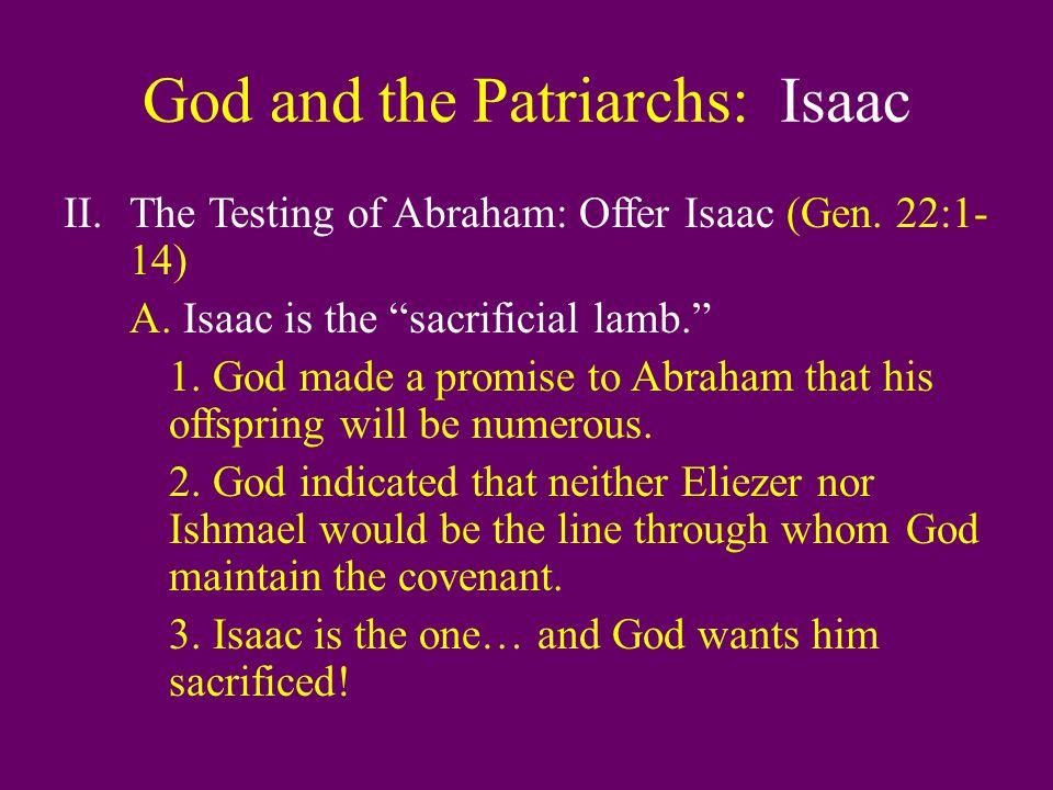 Thus, Esau….. Despised his Birthright!