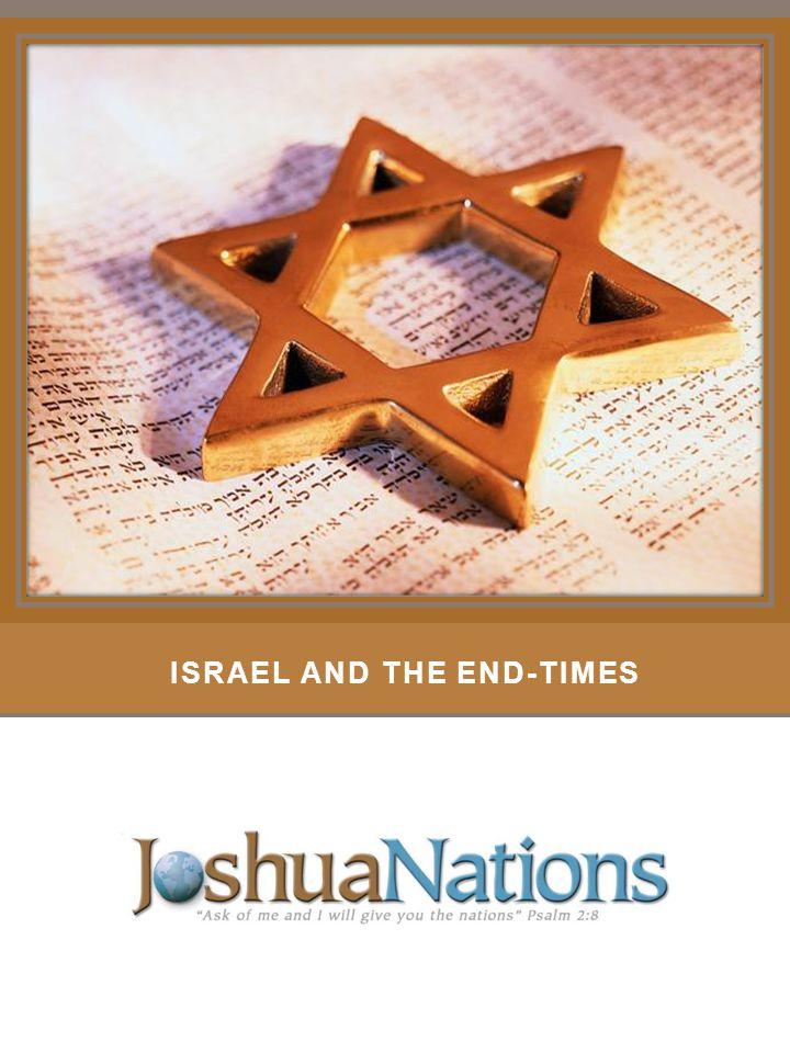 G OD ' S H EART FOR H IS P EOPLE / L ESSON E IGHT How Should I Pray for Israel.