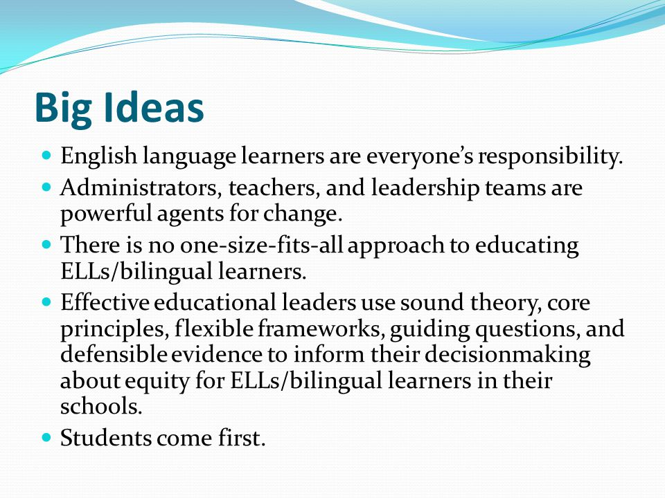 What can your bilingual learners do with their home languages.
