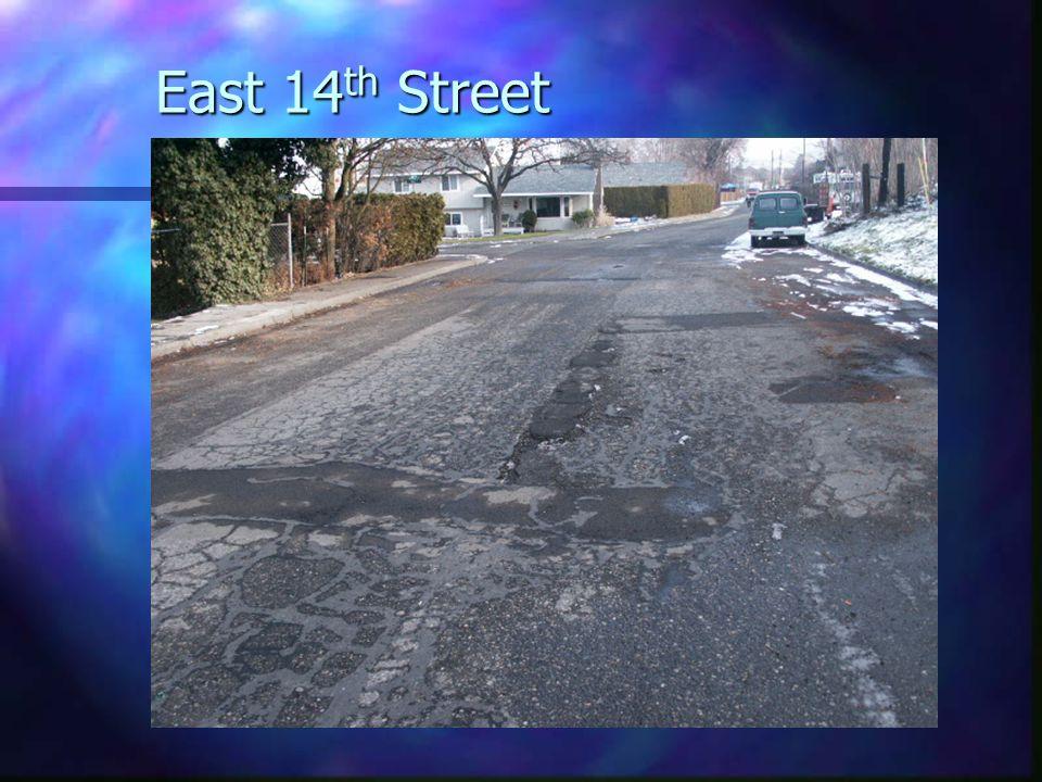 East 14 th Street