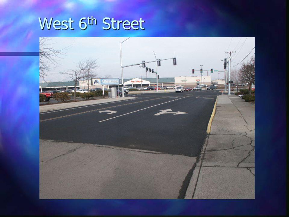 West 6 th Street