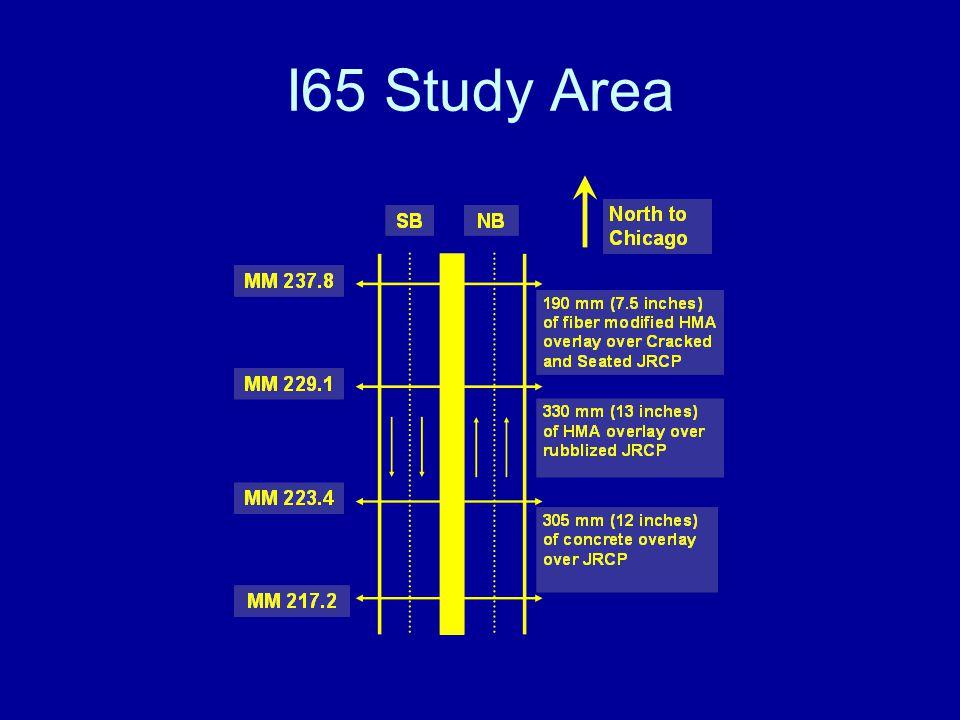 I65 Study Area