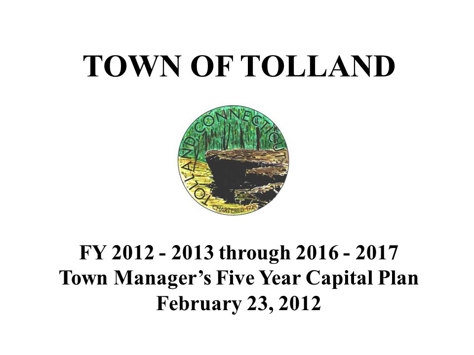 Everything the Town does, from providing services to its residents and citizens, to equipping employees to effectively perform their jobs, requires the existence of certain basic physical assets.