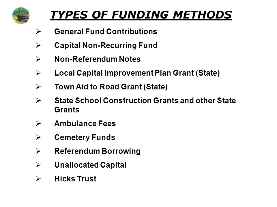 The effects of funding scenarios at $500k and $1.2M over 5 years as well as the planned levels listed below were evaluated.
