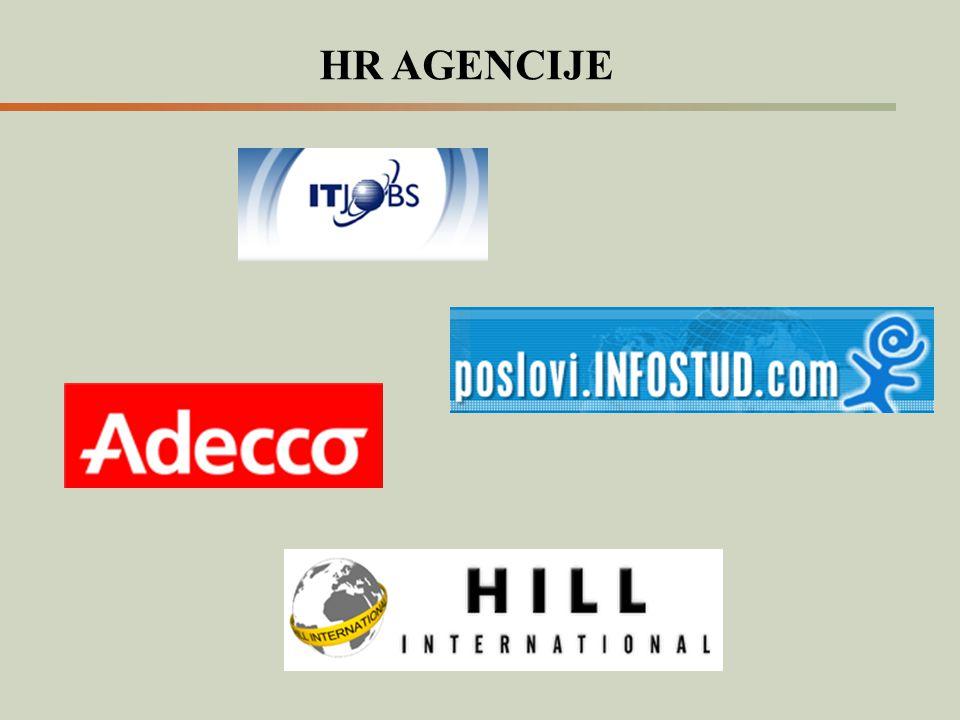 HR AGENCIJE