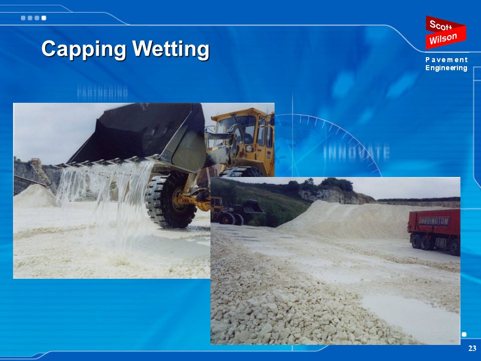 23 Capping Wetting