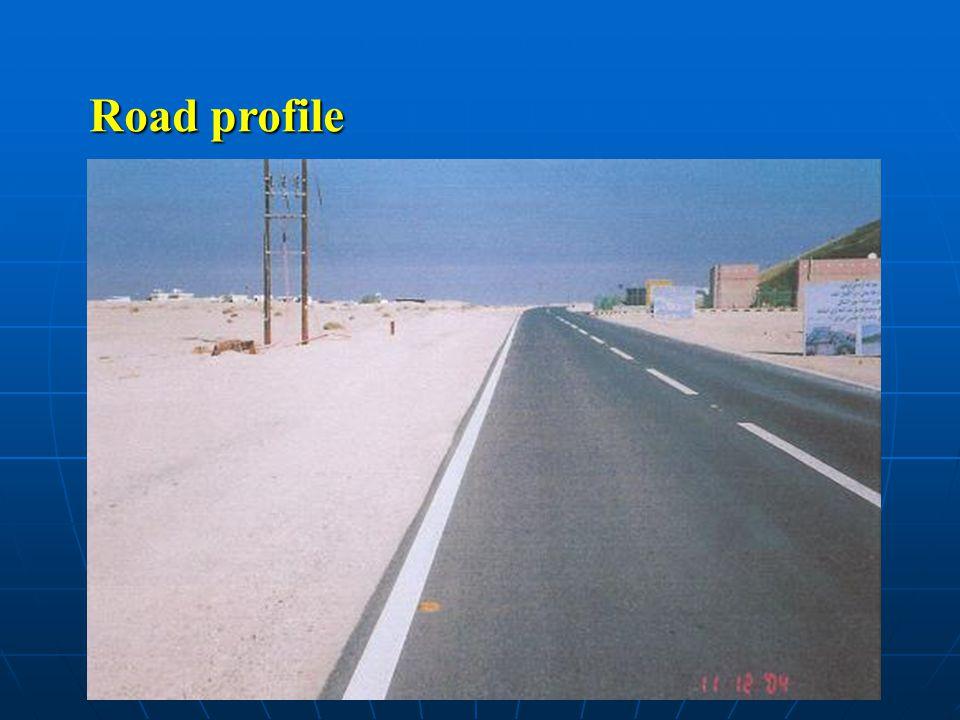 Road profile