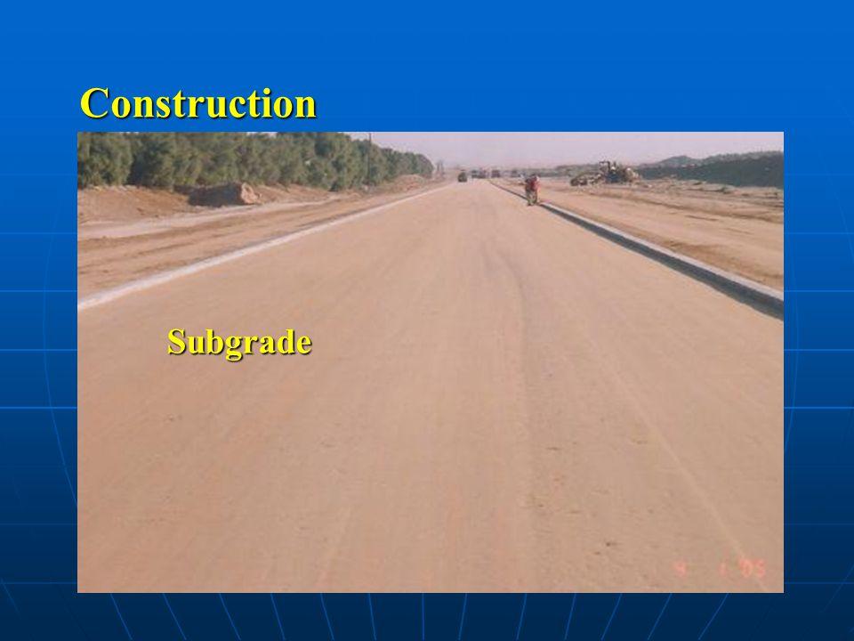 Construction Subgrade