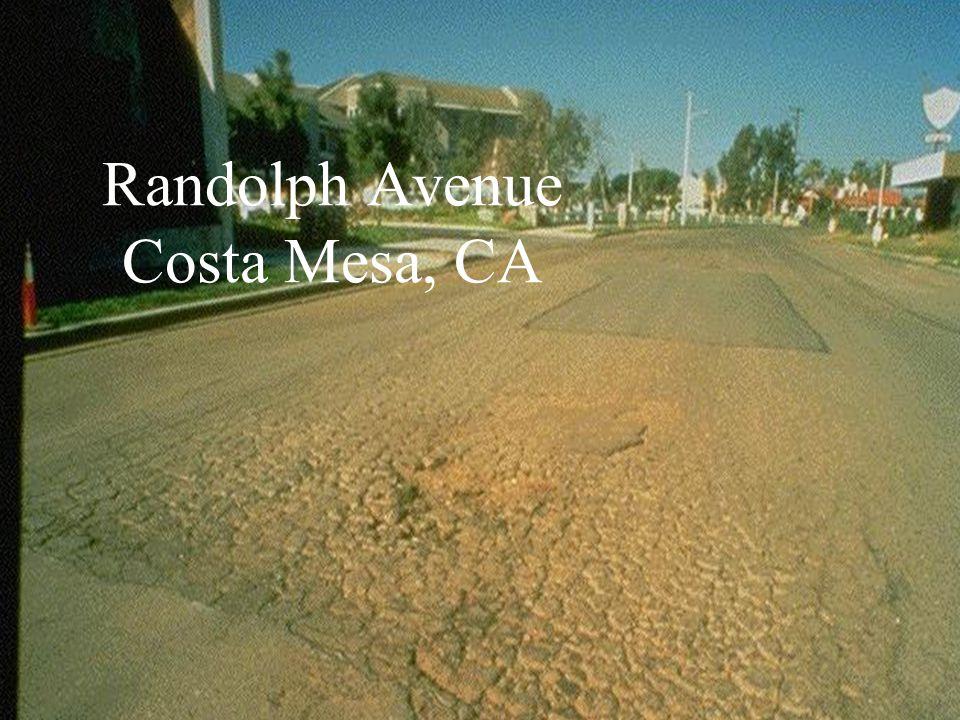 Randolph Avenue Costa Mesa, CA