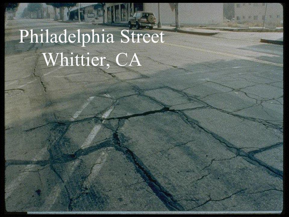 Philadelphia Street Whittier, CA