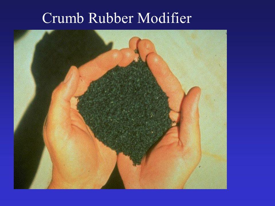 Crumb Rubber Modifier