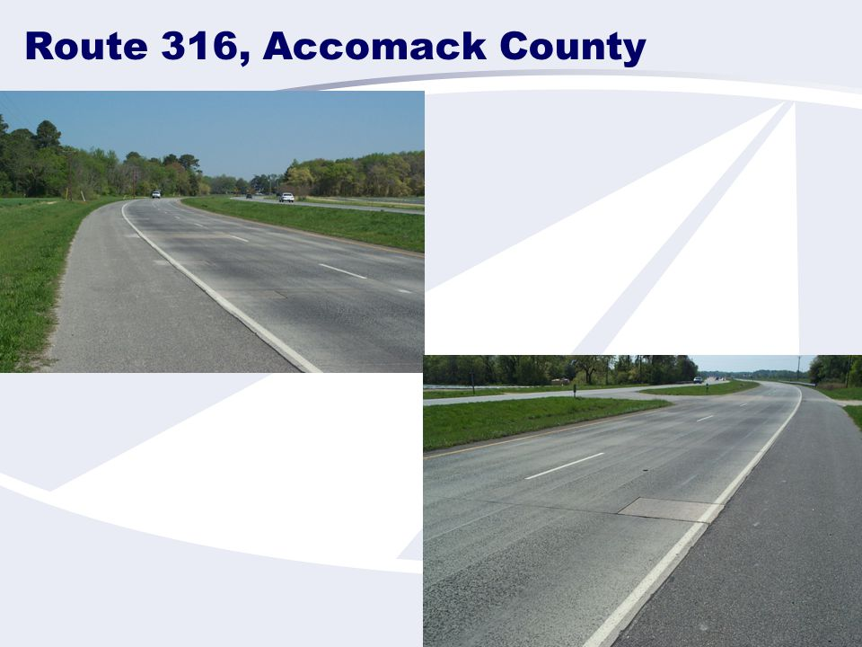 Route 316, Accomack County