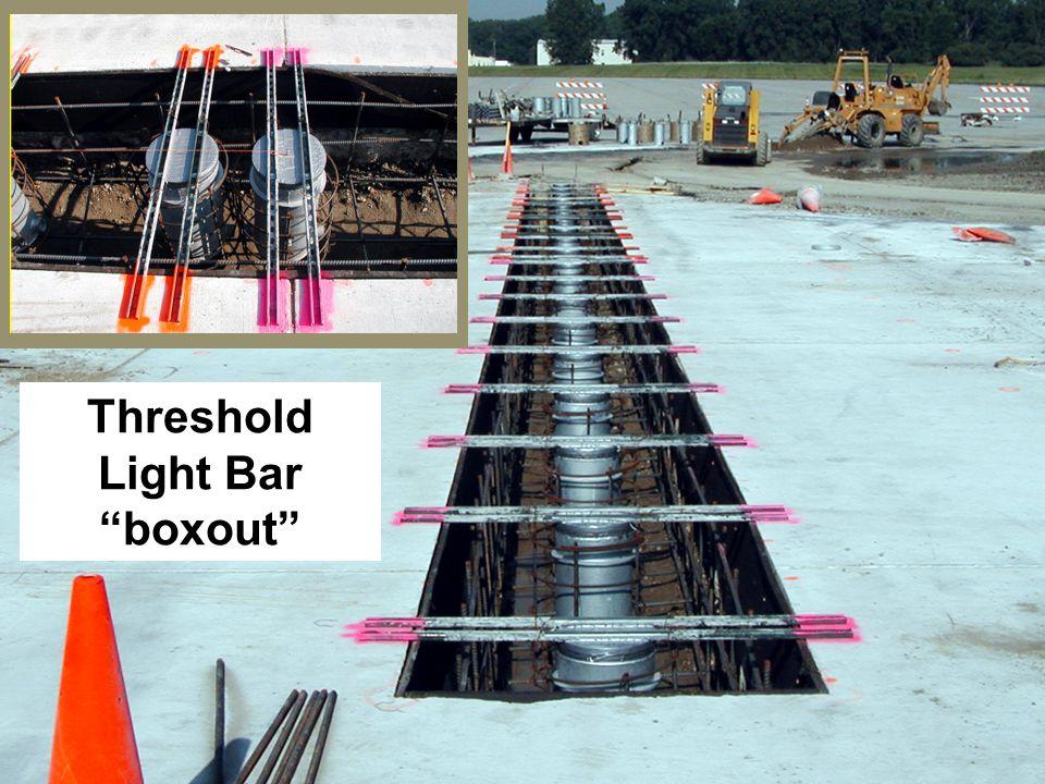 31 Threshold Light Bar boxout